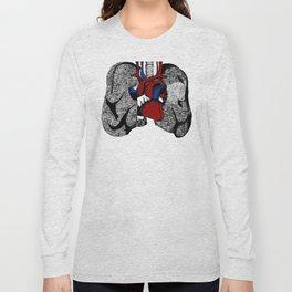 Heart&Lungs Long Sleeve T-shirt