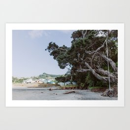 Wild Playground in New Zealand Art Print
