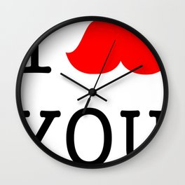 I beGod You Wall Clock