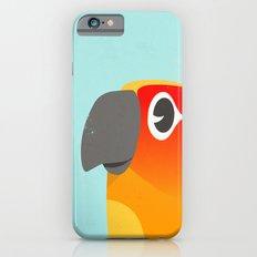 Sun Conure iPhone 6s Slim Case