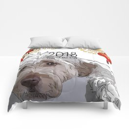 Year of the Dog - Fluffy Comforters