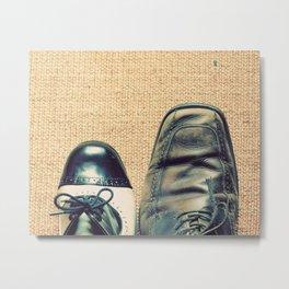 His & Hers Metal Print
