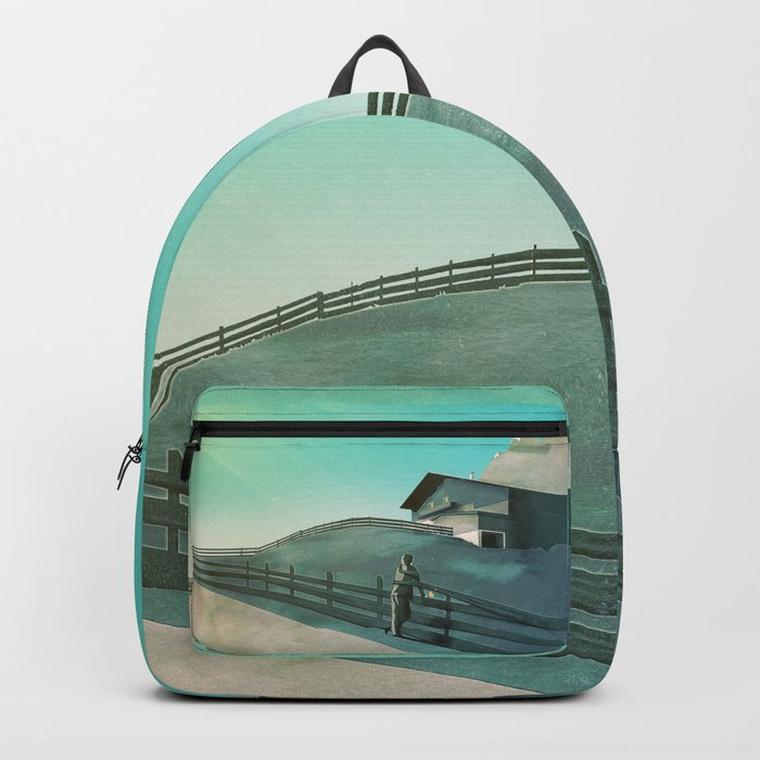 Waiting for You (Summer Version) Backpack