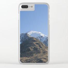 rangi takō Clear iPhone Case