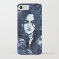 marceline iPhone & iPod Cases featuring Marceline by Angela Rizza