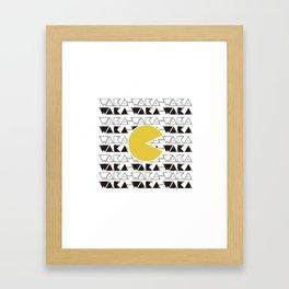 aaa Framed Art Print
