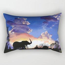 Savannah Sunset Rectangular Pillow