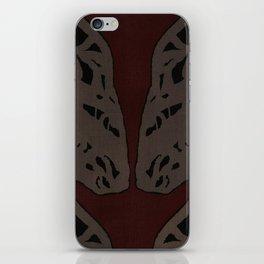 Coronary Contemporary 5 iPhone Skin