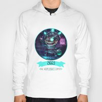 league of legends Hoodies featuring League Of Legends - Ziggs by TheDrawingDuo