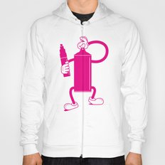 Mr Spray Can Hoody
