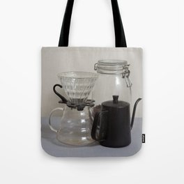 Coffee maker ii Tote Bag