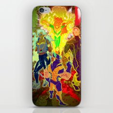Uncanny X-Men iPhone & iPod Skin