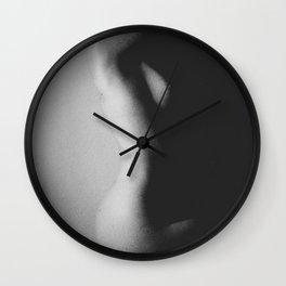shade Wall Clock