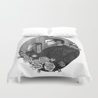 moriarty Duvet Covers featuring SHERLOCK | POTO AU - Jim Moriarty by inferno92000