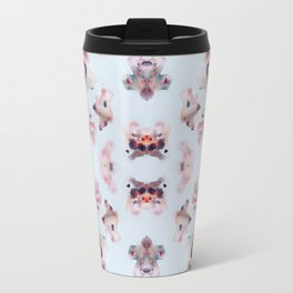 Flower Dabs Travel Mug