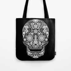 Mexican Halloween Tote Bag