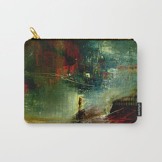 The city which fell asleep Carry-All Pouch