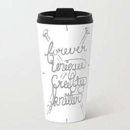 Crafty Knitter Travel Mug