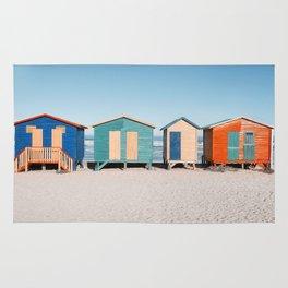 Muizenberg Beach Rug