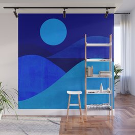 Abstraction_Moonlight Wall Mural