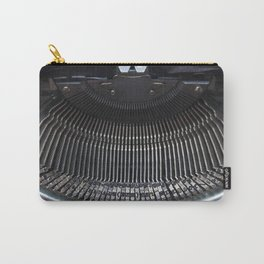 OLD TYPEWRITER POETRY Carry-All Pouch