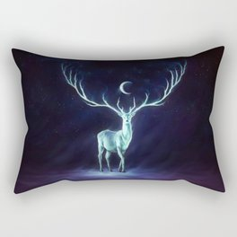 """Night Bringer"" Rectangular Pillow"