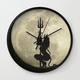 She-Devil Wall Clock