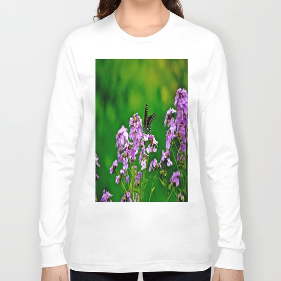 The Colors of Spring Long Sleeve T-shirt