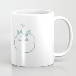 sleepy Coffee Mug
