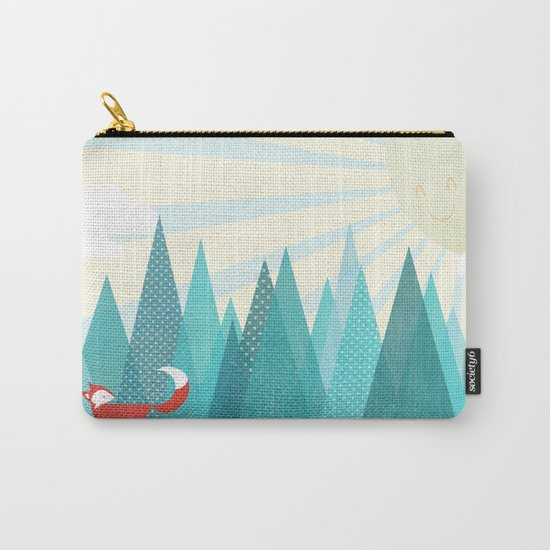 Winter's Over Carry-All Pouch
