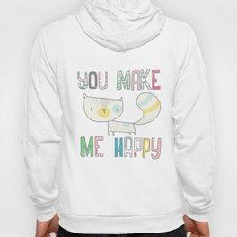make me happy Hoody