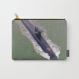 USS CASIMIR PULASKI (SSBN-633) Carry-All Pouch