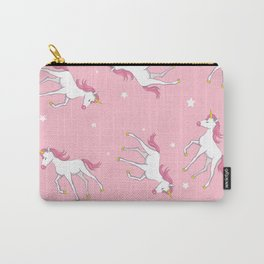 beautiful unicorns Carry-All Pouch