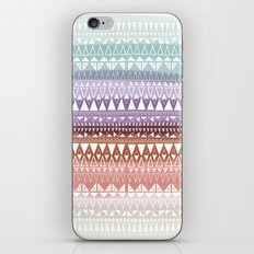 Triangle Gradient Earthy Mix iPhone & iPod Skin