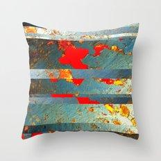 Metal Mania 5 Throw Pillow