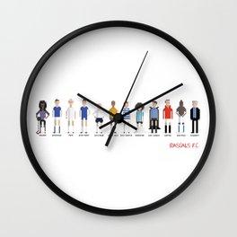 Rascals F.C. Wall Clock