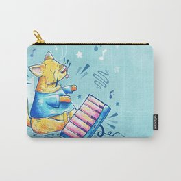 Keyboard Cat Says Thank You Carry-All Pouch