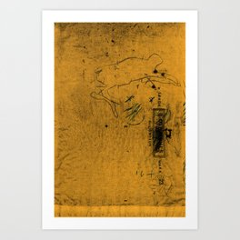 VUOTO PER PIENO 20 Art Print