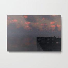 Morning Run (Cloud series #14) Metal Print
