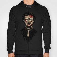 Edgar Allan Poe Zombie Hoody