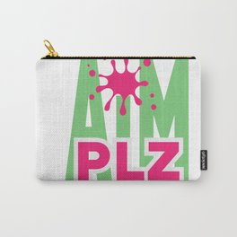 Aim Plz by Memodeth Carry-All Pouch