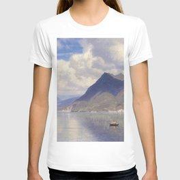 William Stanley Haseltine - Lago Maggiore T-shirt