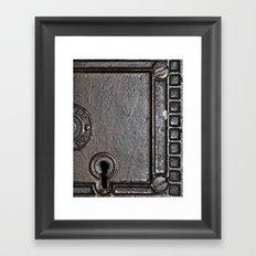 Whipple Framed Art Print