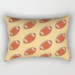 Game Time Rectangular Pillow