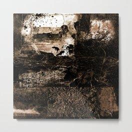 Encounters 32c by Kathy Morton Stanion Metal Print