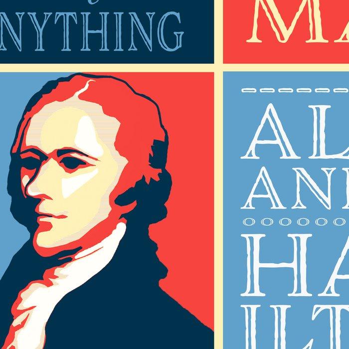Alexander Hamilton Quotes Leggings