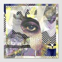 illuminati Canvas Prints featuring Illuminati by Sophia Pedersen