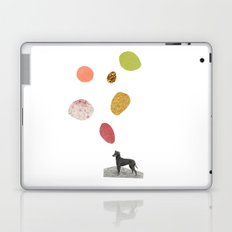 the thinking dog Laptop & iPad Skin