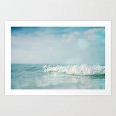 ocean 2254 Art Print