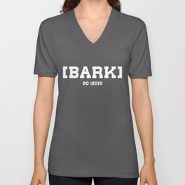 BARK - PUP BQ Unisex V-Neck